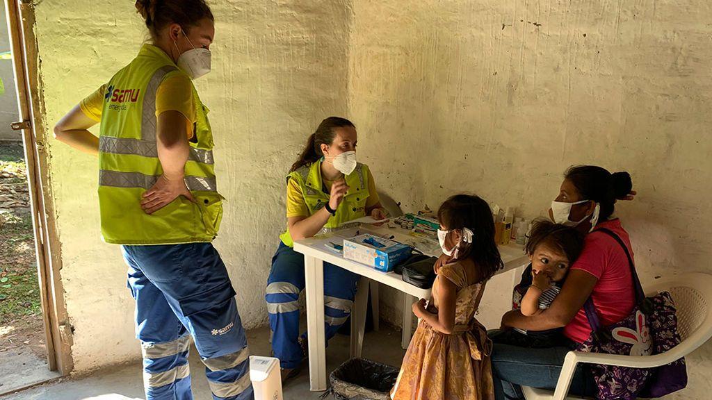 HONDURAS-SAMU