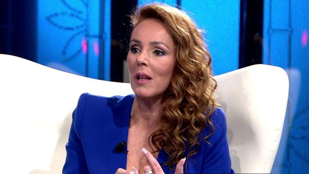 """Rocío Carrasco explica por qué su caso no ha llegado hasta el final judicialmente: """"No se tuvieron en cuenta los informes del juzgado"""""""