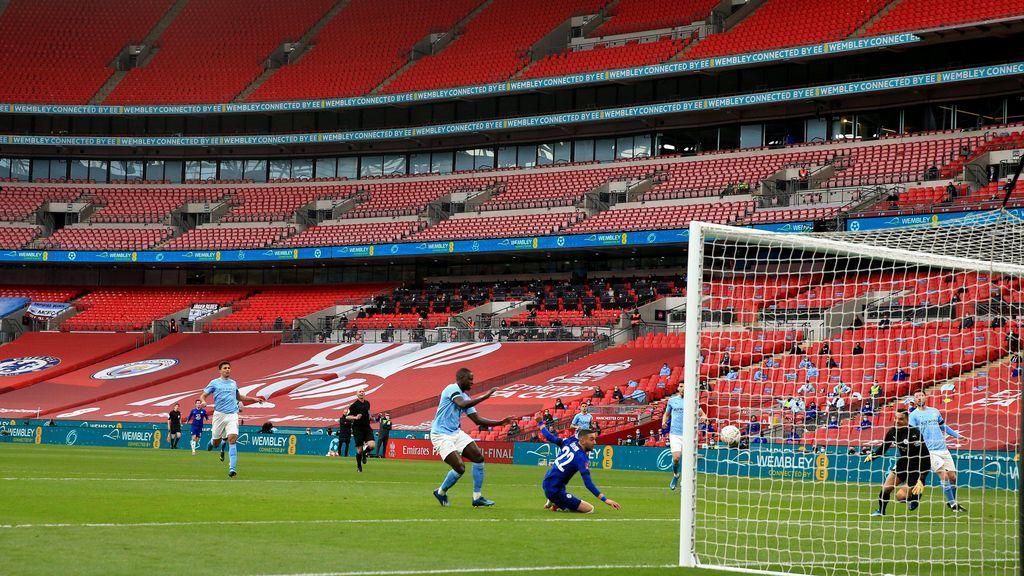 La UEFA 'premia' a la Federación inglesa tras presionar a sus equipos: Wembley tendrá más partidos en la Eurocopa
