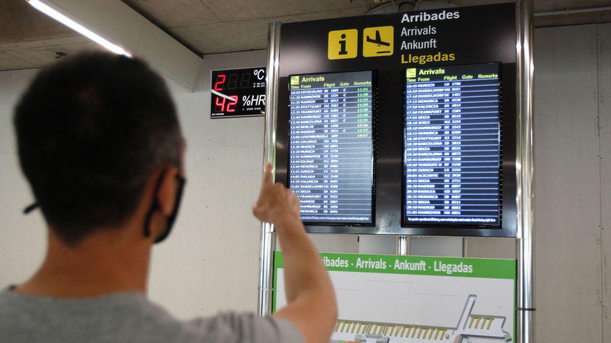 La Audiencia Nacional mantiene la cuarentena para los viajeros de 12 países, como Brasil, Colombia o Perú