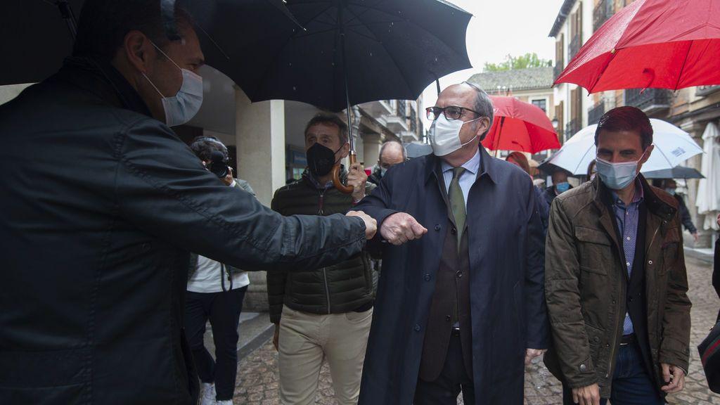 """Gabilando llama a """"toda la izquierda"""" el 4M tras constatar el """"no"""" de Ciudadanos"""