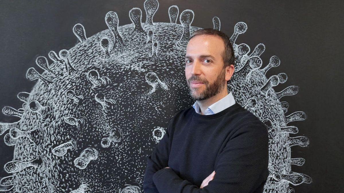 """Rafael SanJuan, investigador: """"No podemos saber qué virus causará la próxima pandemia, pero sí los que tienen más probabilidades"""""""""""