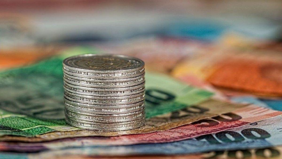 Billetes y modenas de euro