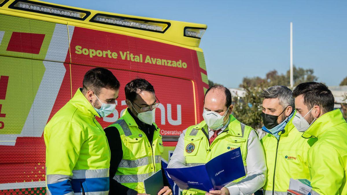 SAMU:  la organización española que se prepara para intervenir en la crisis migratoria entre México y EEUU
