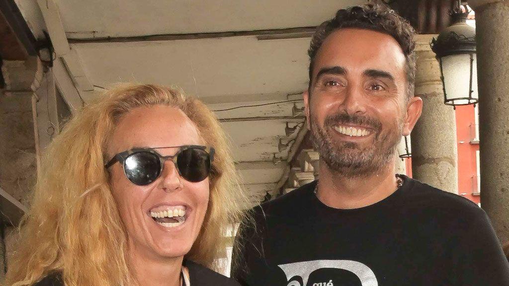 Jurista, presumido y simpático: así es Fidel Albiac, el discreto marido de Rocío Carrasco