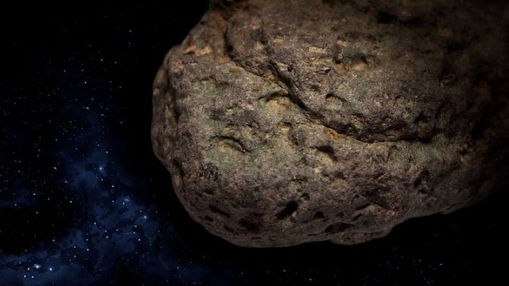Nueva pista sobre el origen del sistema solar: hallan agua líquida rica en CO2 en un meteorito