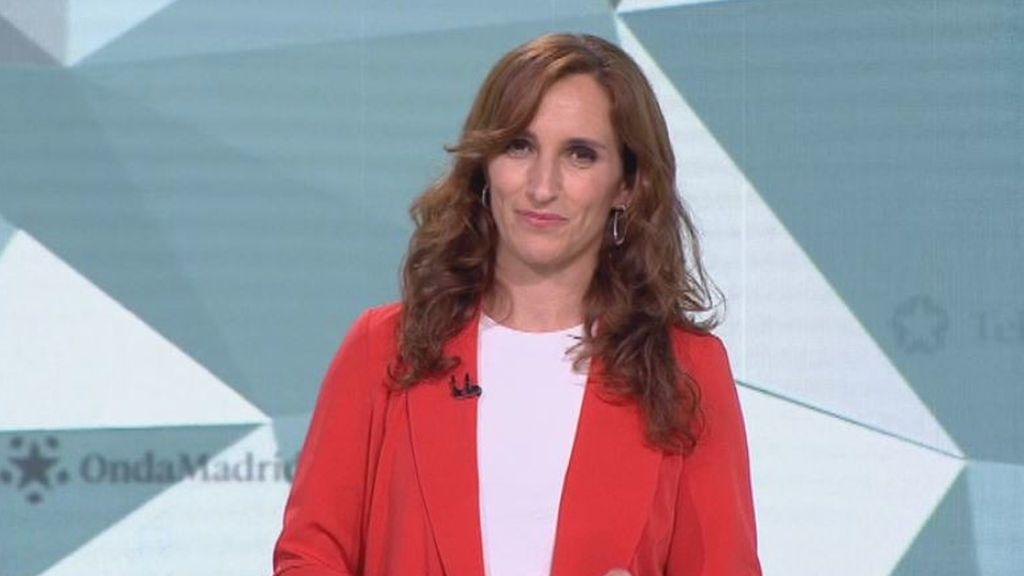 Debate 4M: minuto de oro de Mónica García