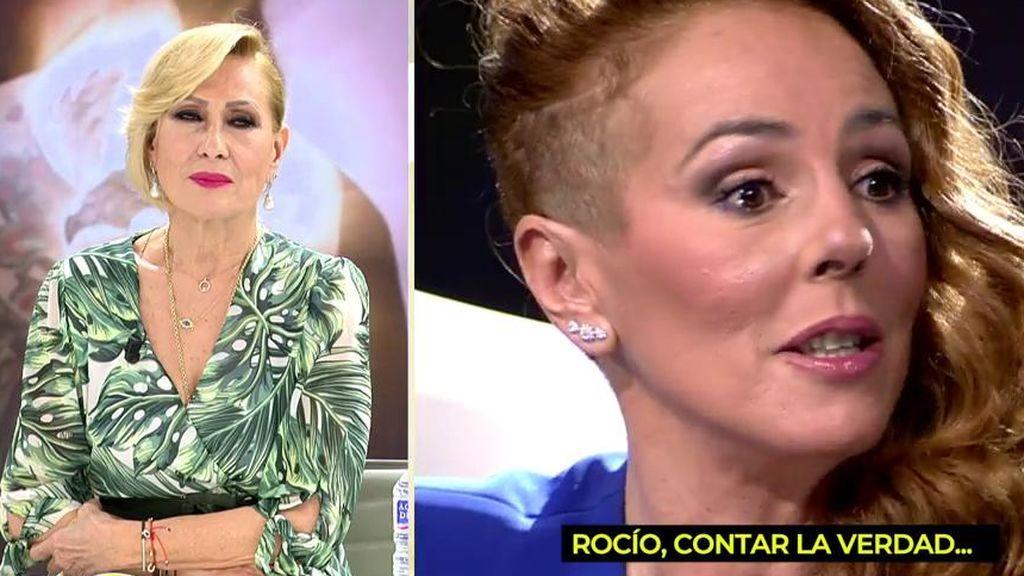 Rosa Benito contesta a Rocío Carrasco