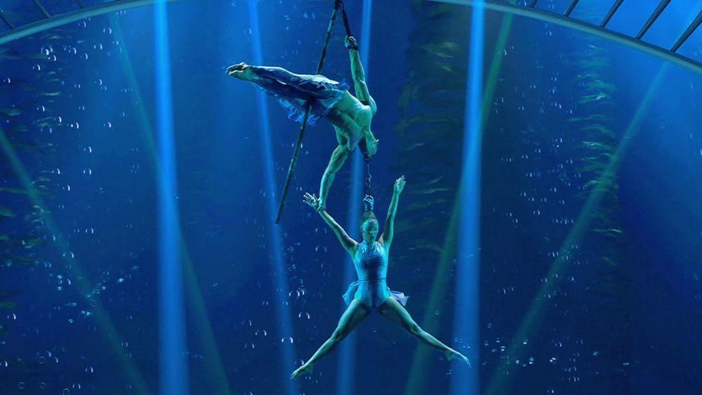 La actuación del dúo Believe en la cuarta semifinal