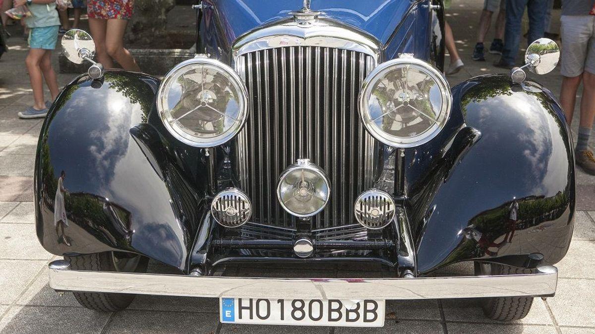 Los coches históricos tendrán nueva matrícula