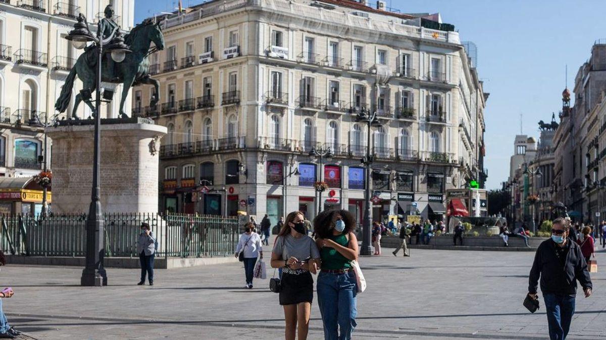 Madrid confina por primera vez el centro de la capital: no se podrá entrar ni salir de Cortes o Justicia