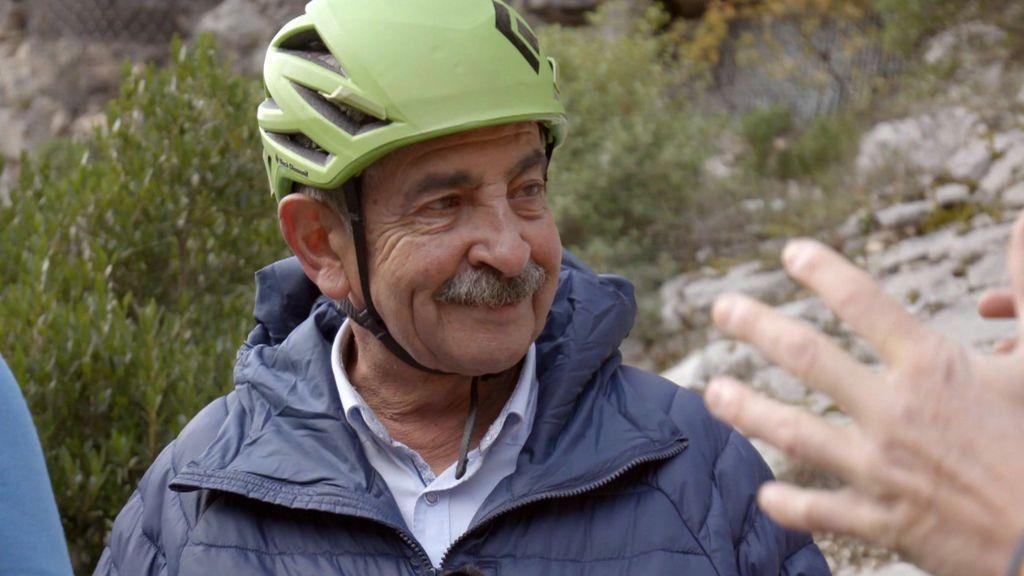 De escalada en Cantabria con Miguel Ángel Revilla Planeta Calleja Temporada 8 Programa 53