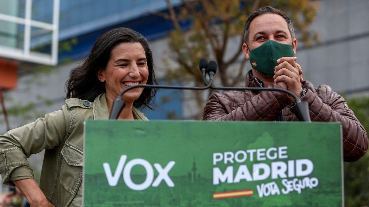 Vox radicaliza la campaña con Pablo Iglesias para recuperar fuelle electoral y moviliza a la izquierda