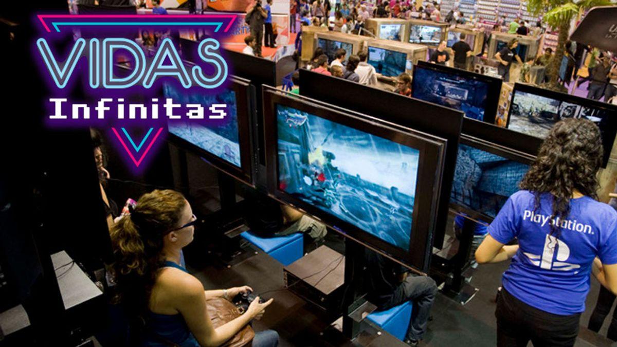 Vidas Infinitas #12: hablamos de periodismo de videojuegos con Sara Borondo