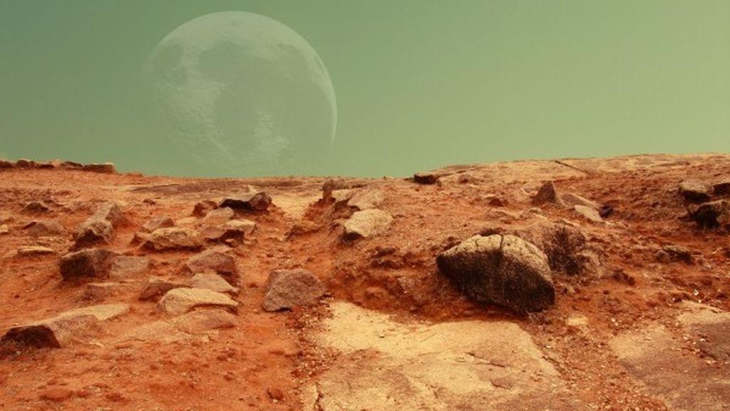 Un nuevo estudio sugiere que Marte contiene los ingredientes para la vida bajo su superficie