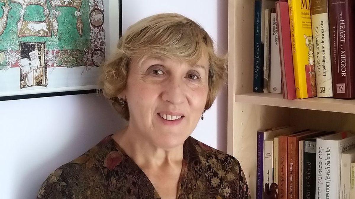 """Paloma Díaz-Mas, nueva académica de la RAE: """"Las lenguas cambian por el uso, no por imposiciones del poder"""""""