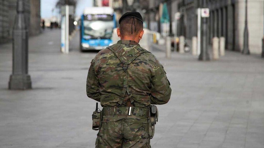 Un militar de Aizoain, muy grave tras recibir la vacuna de AstraZeneca