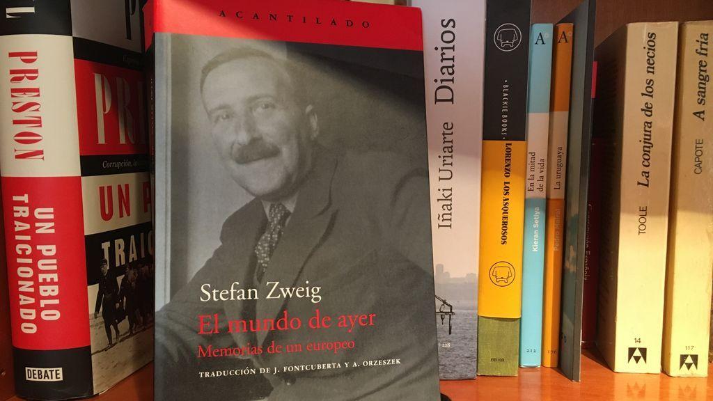 Novela 'El mundo de ayer', de Stefan Zweig
