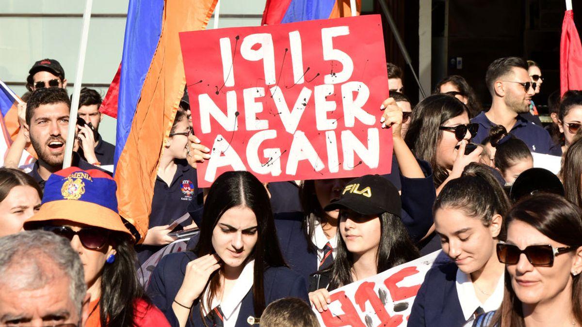¿Qué es el genocidio armenio y por qué es histórico el reconocimiento de Estados Unidos?