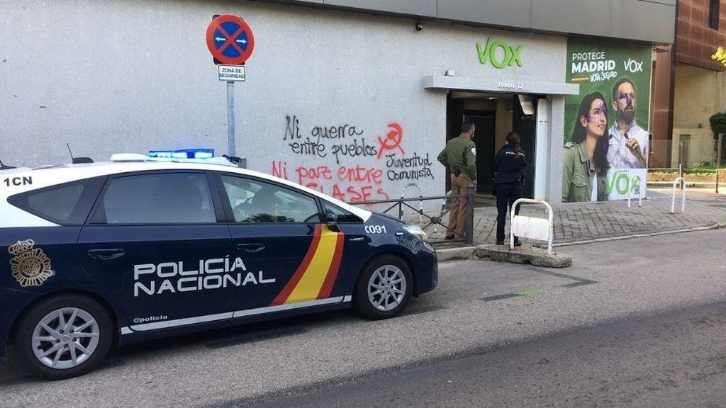 VOX POLICIA