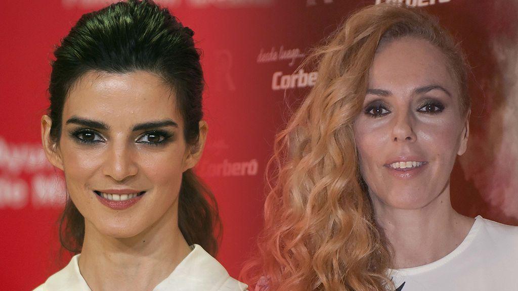 Clara Lago se rapa la mitad de la cabeza y le copia el look a Rocío Carrasco