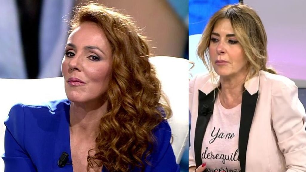 """La reacción de Rocío Carrasco tras la entrevista: """"No quedó contenta"""""""