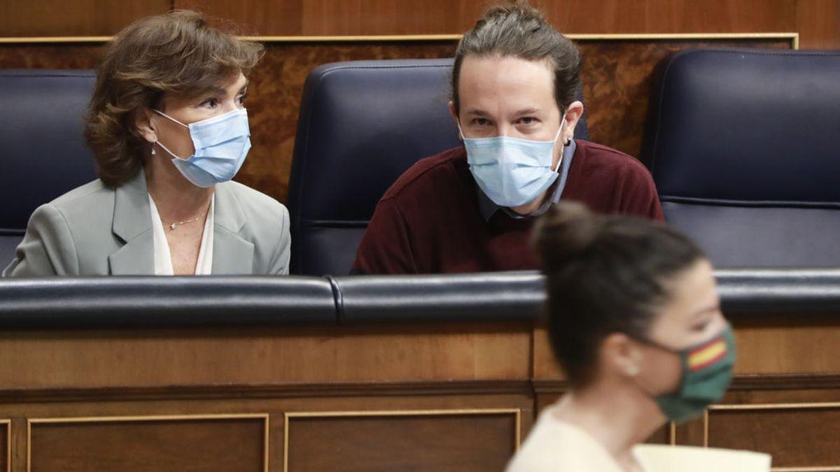 """Vox celebra que han """"echado"""" a Iglesias del debate de la SER: """"Pronto lo haremos de la política"""""""