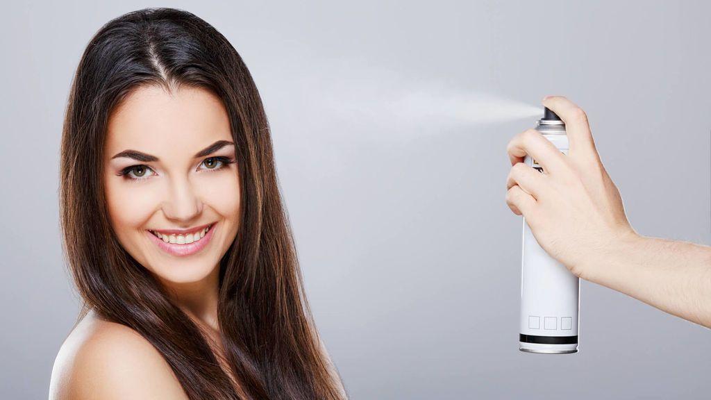 Los fijadores de pelo servirán para realizar un peinado determinado.