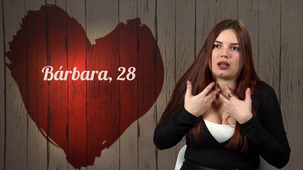 """Bárbara se ofende  mucho cuando Alejandro le echa más años de los que tiene: """"¡Es la primera vez en mi vida que me dicen tanto!"""""""