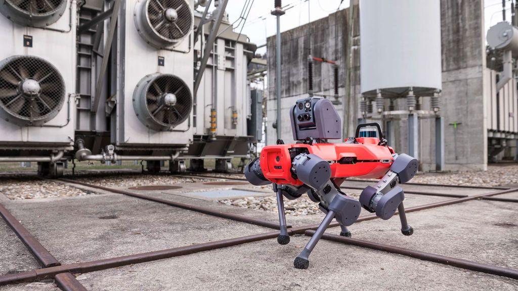 ANYmal D, el perro robot que promete revolucionar la industria