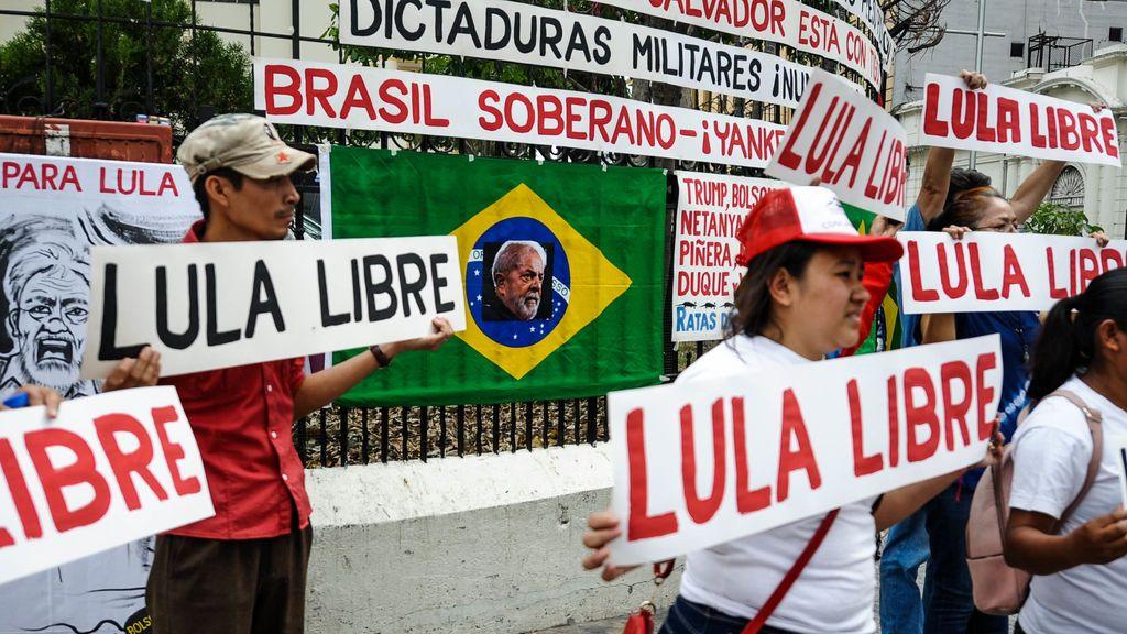 El Supremo de Brasil decide enviar los casos de corrupción contra el expresidente Lula a la Justicia Federal
