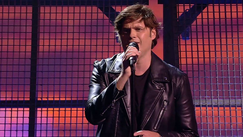 La actuación de Rob Delion en la cuarta semifinal