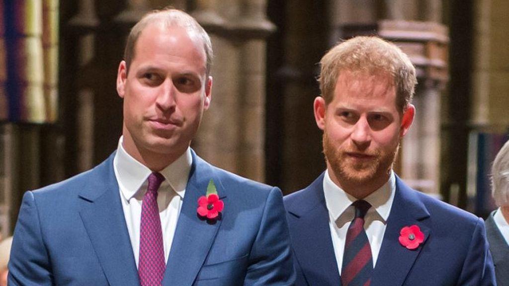 La relación entre Harry y William ha sido tensa en estos últimos años.
