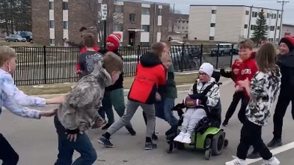 nino paralisis