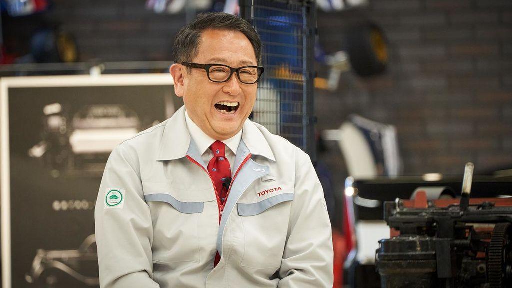 """El presidente de Toyota, a sus nuevos empleados: """"Cuando tengáis dudas, priorizad la acción"""""""