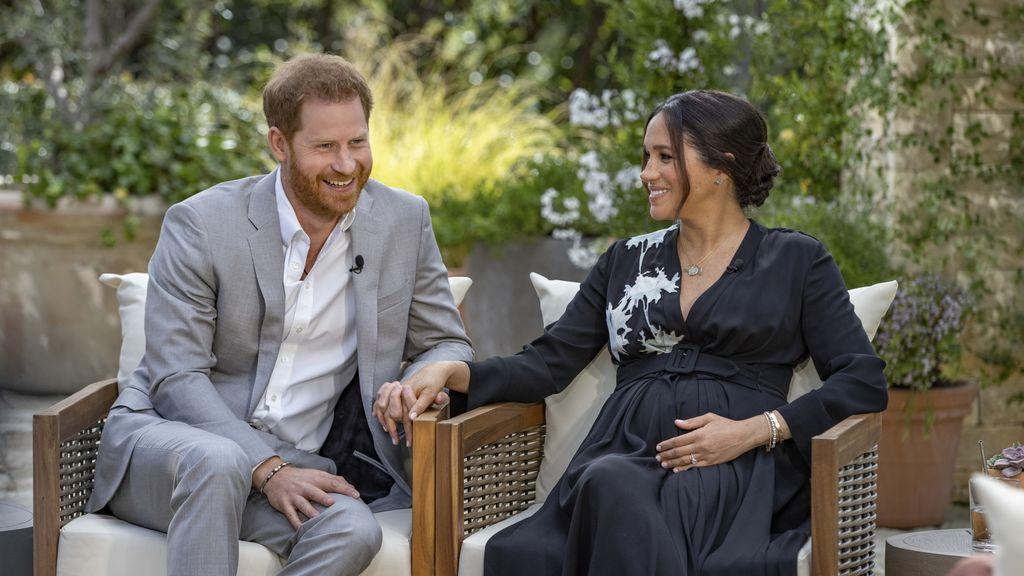 Harry y Meghan Markle