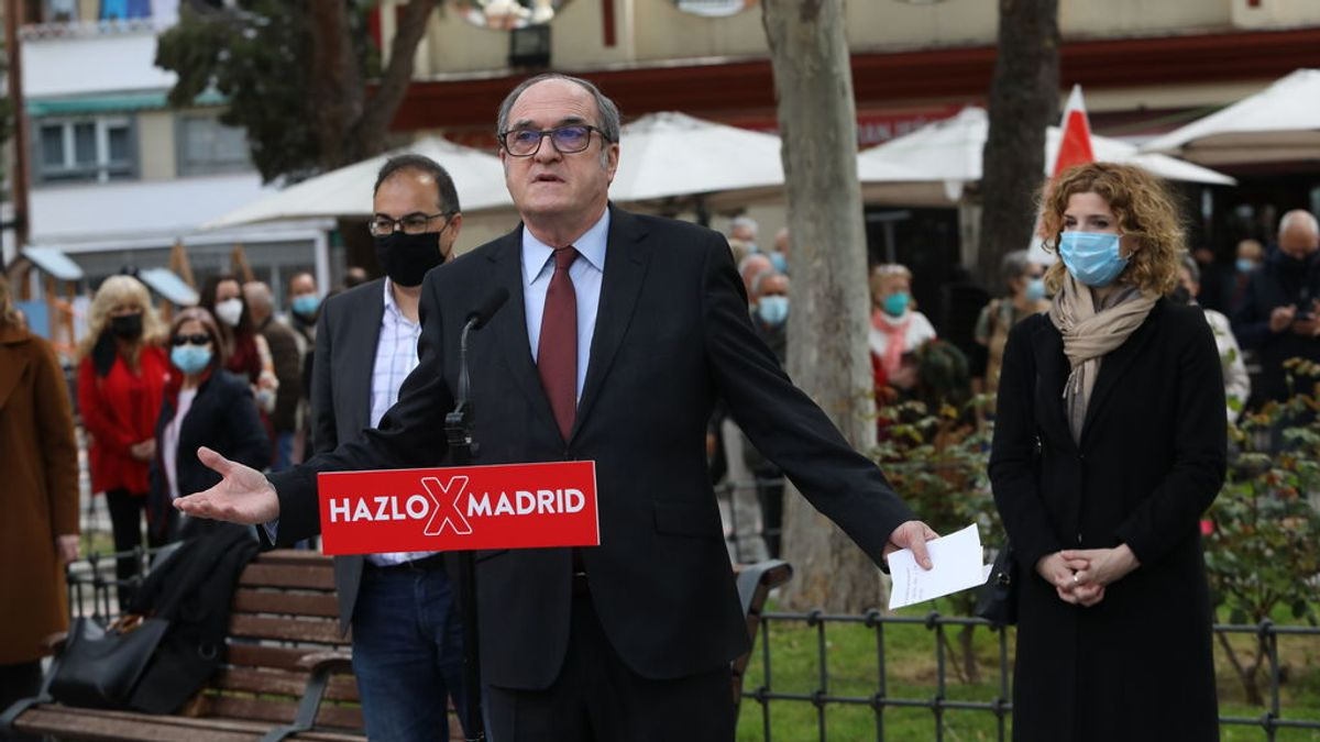 """Gabilondo llama a la movilización para vencer """"al odio, al miedo y a las amenazas"""": """"Mañana puedes ser tú"""""""