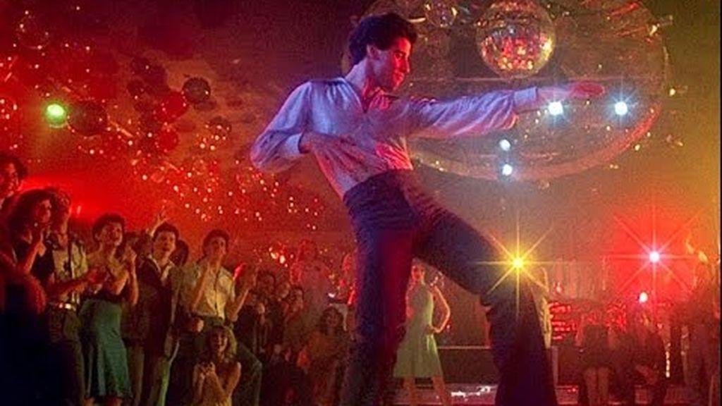 John Travolta en 'Fiebre del sábado noche'