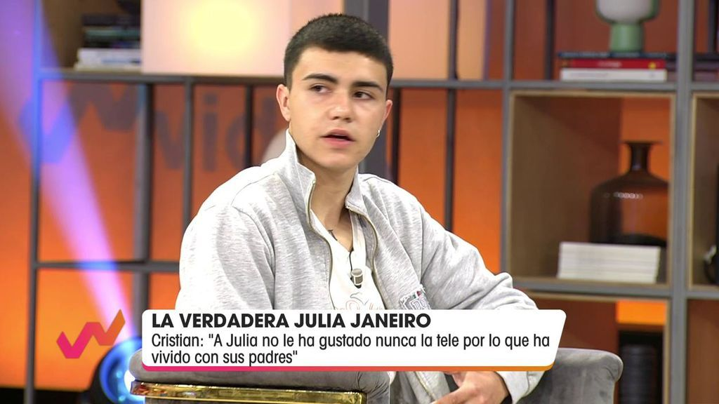 El hijo de Dani Güiza fue compañero de clase de Julia Janeiro