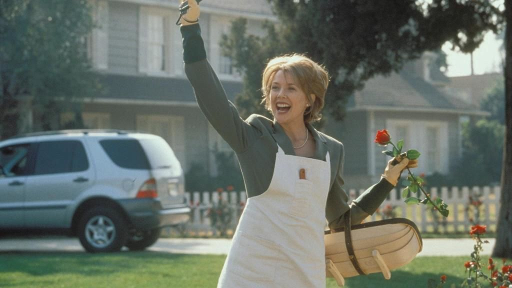 Annette Beningannette en 'American Beauty'