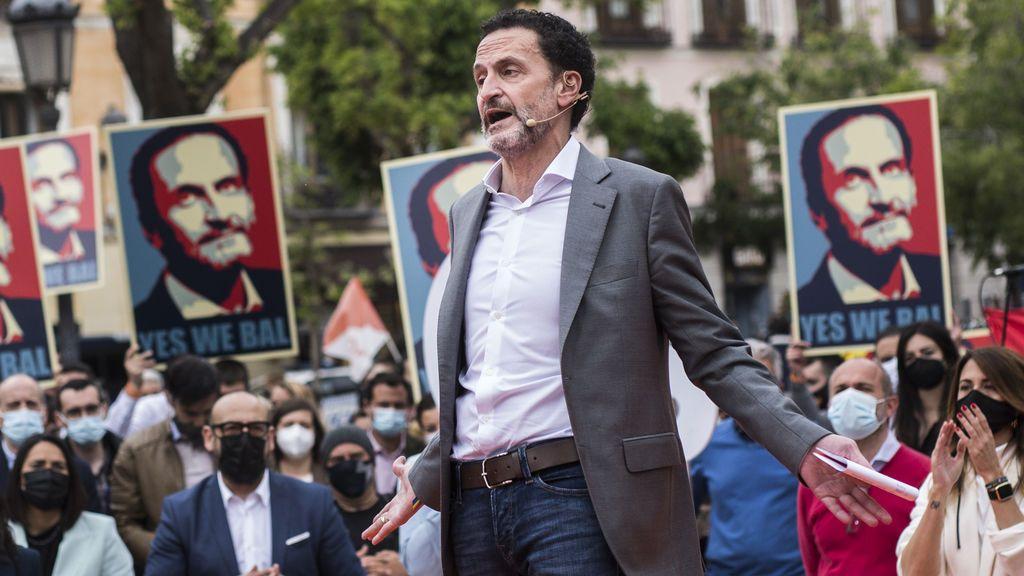 """Bal acusa a Iglesias de """"romper diálogo"""" y a Monasterio de """"alegrarse"""": """"Es la representación de dos polos"""""""