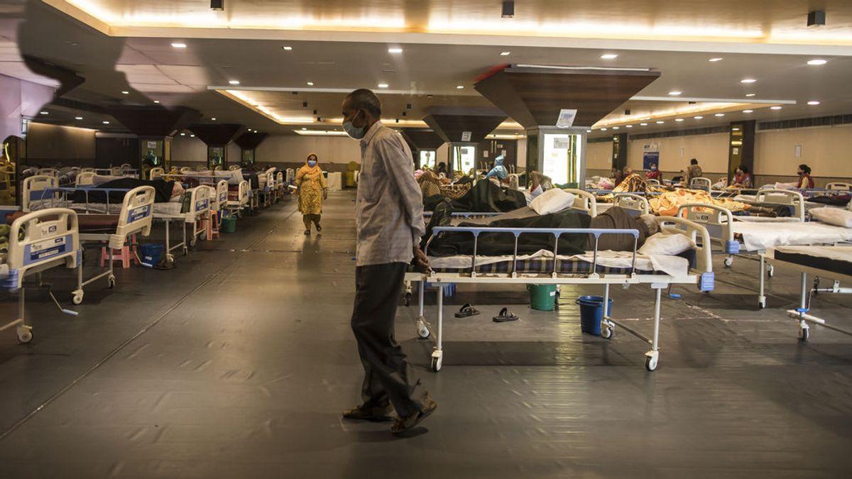 La pandemia se desboca en la India con 360.000 casos en un día ante el desconcierto de los científicos
