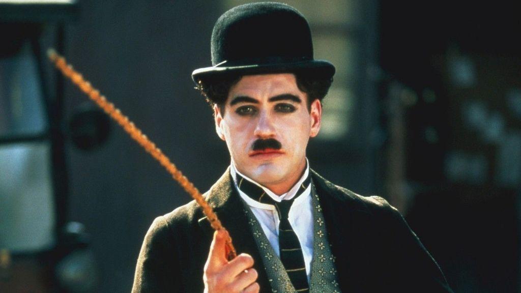 Robert Downey Jr en 'Chaplin'