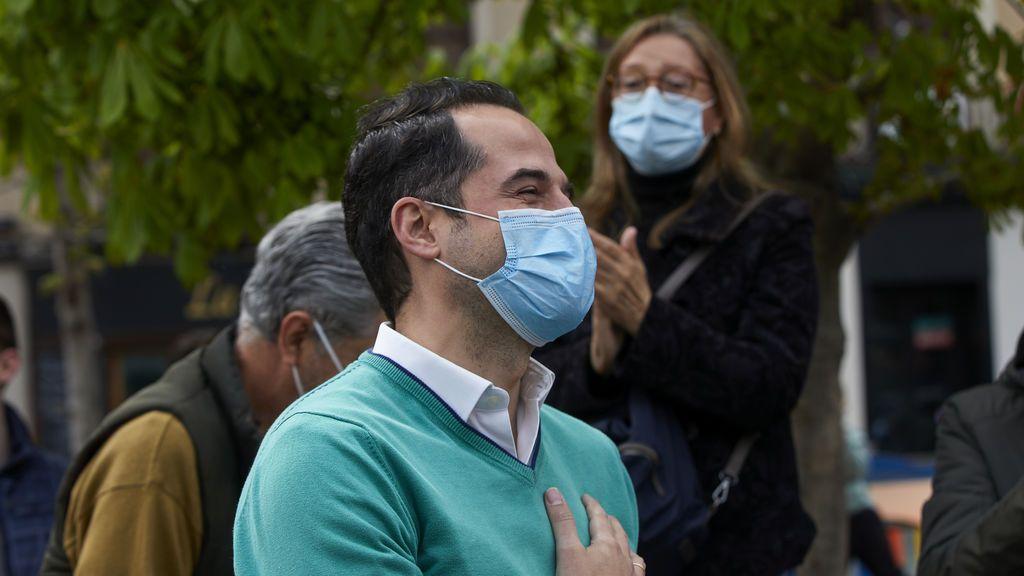 """Aguado reaparece y carga contra Ayuso: """"Madrid ya era libre antes de que reventaras el Gobierno"""""""