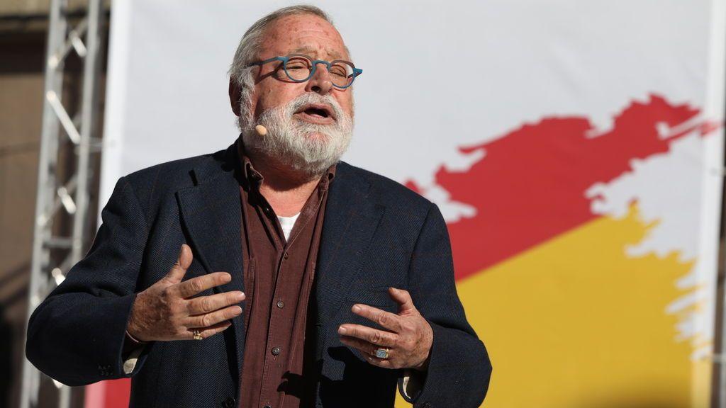 El filósofo Fernando Savater pide el voto para Ayuso el 4M