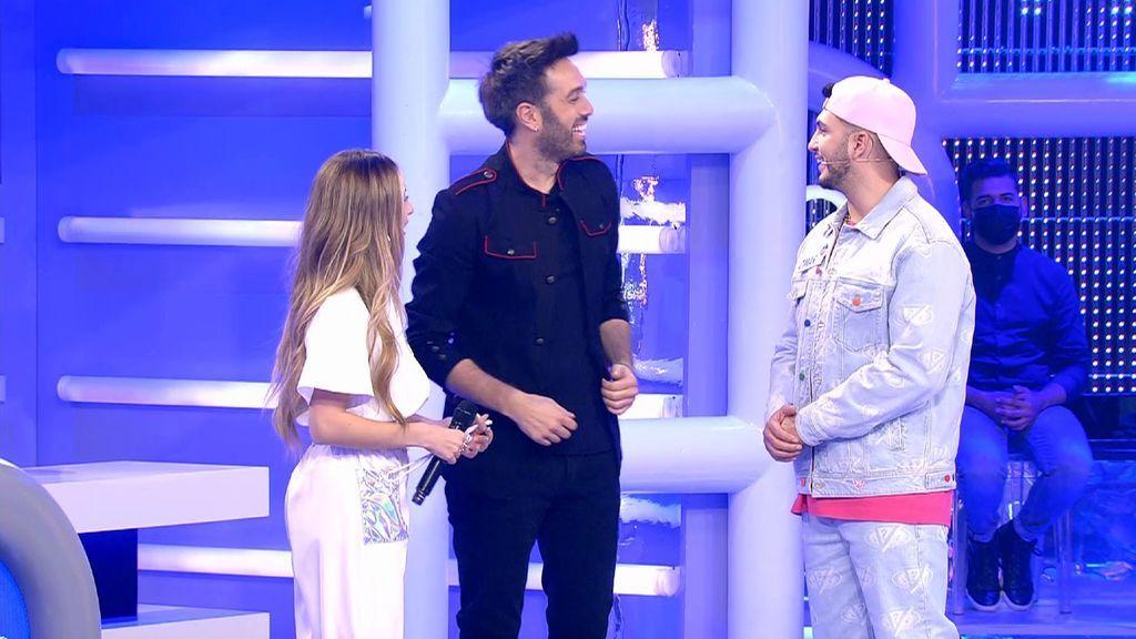 Omar Montes y Ana Mena El concurso del año Temporada 3 Programa 10
