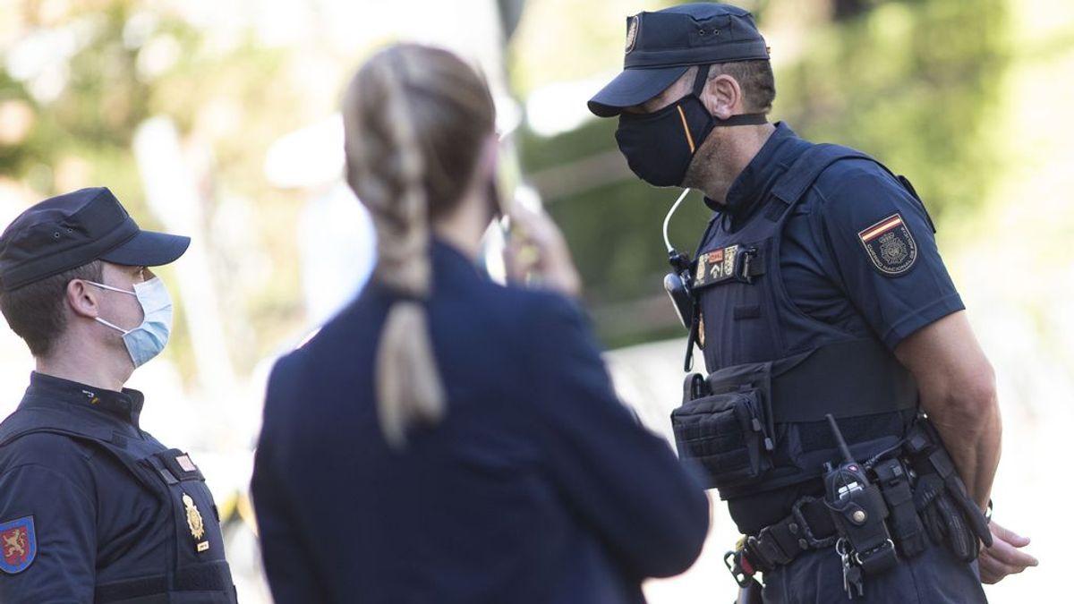 La Policía Nacional detiene en Mallorca a un hombre por contagiar de covid a 22 personas