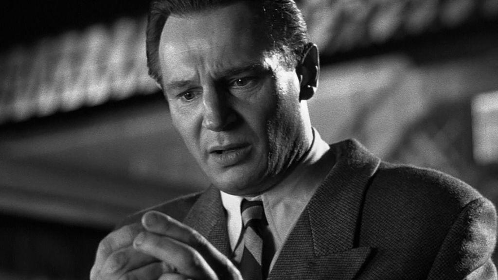Liam Neeson en 'La Lista de Schindler'