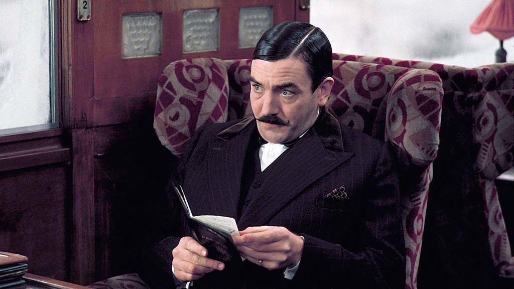 Albert Finney en 'Asesinato en el Orient Express'