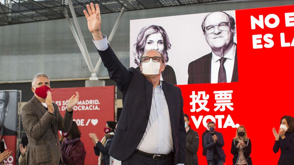 Polémica por un mitin del PSOE colindante a un área confinada de Getafe